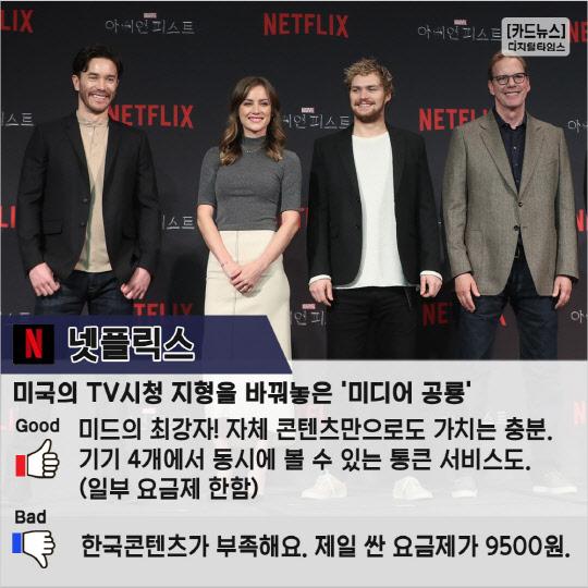 [카드뉴스] 나에게 딱 맞는 인터넷TV 서비스는?